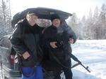 Геннадий Жаров и Игорь Буржуй
