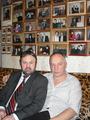 В Музее шансона - Алексей Созонов и Владимир Окунев