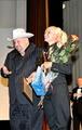 И. Московский и С. Малахова - вручение премии Гран-при