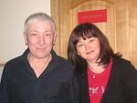 Леонид Телешев и Ольга Вольная