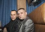 Геннадий Визовский и Вадим Рябов