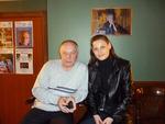 В. Окунев и Илона Тюмина