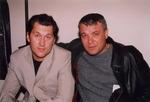 Владимир Черняков и Александр Дюмин в С. Петербурге