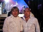 Алексей Глызин и Олег Пахомов