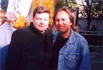 Виктор Ночной и Олег Шведов