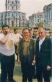 А. Фрумин, Трофим и В. Окунев