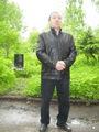 на могиле А. Северного 29 мая 2010 г.