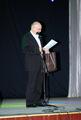 Председатель жюри конкурса В. С. Окунев (Санкт-Петербург)