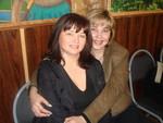 Оля Вольная и Наталья Волга