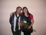 Игорь Барманов и Оля Вольная
