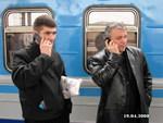 Павел Ростов и Александр Дюмин, Санкт-Петербург