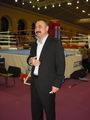 старший тренер сборной России побоксу, Олимпийский чемпион А. Б. Лебзяк