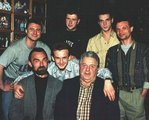 """Михаил Танич и группа """"Лесоповал"""""""