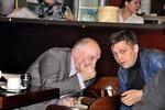 члены жюри - В. Окунев и Дмитрий Лаутало