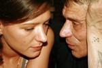 Марина Буданова и Владимир Волжский