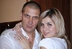 О. Андрианов и Карина Бражникова - бэк -вокал. Богородицк 05.11.2010 г.