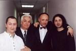 Дмитрий Аникиевич, Эдуард Кузнецов, Анатолий Тукиш, Алексей Лебединский
