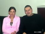 Марина Буданова и Александр Звинцов