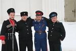 Сергей Волоколамский с друзьями
