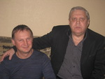 Александр Пашанов и Геннадий Жаров