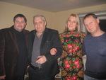 Влад Забелин, Геннадий Жаров, Светлана Питерская, Александр Пашанов