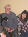 Ефрем Амирамов и Вика