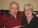Зиновий Бельский и Ефрем Амирамов