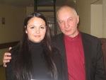 Мила Руденская и Владимир Окунев