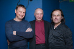 Александр Пашанов, Владимир Окунев, Олег Шведов