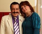 Вилли Токарев и Ольга Титинина