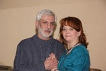 Ефрем Амирамов и Ольга Титинина