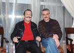 Вилли Токарев и Владимир Тиссен