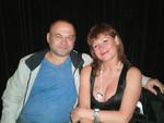 Диана Теркулова с супругом