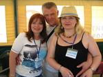 лена Слободчикова, Саша Адмирал и Ирина Владимирова