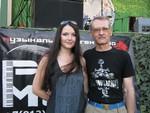 Мила Руденская и Юрий Ткачёв