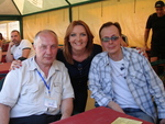 Владимир Степанович Окунев, Таня Дяченко и Игорь Латышко