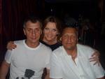 Александр Юрпалов, Таня Дяченко и гитарист Олег