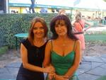 Таня Дяченко и Нина Шнайдер