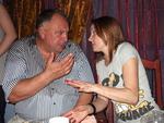 Валерий Петрович и Таня
