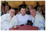 помощник депутата Государственной Думы Российской Федерации Кузнецов Борис Александрович, Дмитрий Ганиев (Совет воинов-десантников)и В. С. Окунев