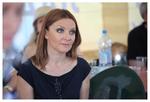 Таня Дяченко - само внимание...