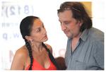 Афина и Марк Винокуров