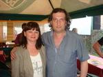 Оля Вольная и Марк Винокуров