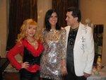 Таня Тишинская, Марина Александрова, Владимир Черняков