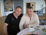 Олег Андрианов и Александр Дюмин