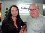 """Мила Руденская и и А. Запорожец (продюсерский центр """"RusMusic Records"""", Москва)"""