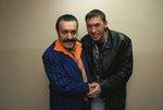 Вилли Иванович и Евгений Алтайский