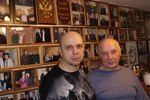 Владимир Соболь и Владимир Окунев
