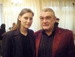 Илона Тюмина (С. Петербург) и Владимир Тимофеев (Новосибирск)