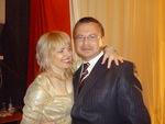ведущие Гала-концерта - Лора Виталь (Москва) и Николай Орловский (Санкт-Петербург)